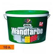 Водно-дисперсионная краска Düfa WANDFARBE RD1a 10 л.