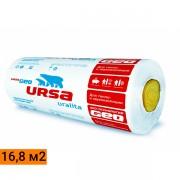 Утеплитель URSA GEO Лайт 16,8 м2